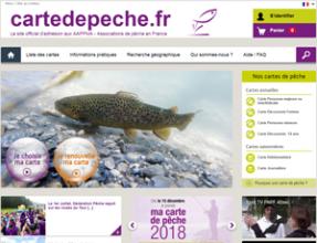 cartedepeche.fr
