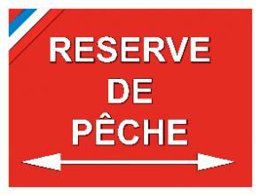 réserve-de-pêche-double-flèche-tricolore