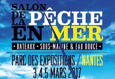 Salon des p ches en mer 3 4 et 5 mars 2017 f d ration - Salon des peches en mer ...